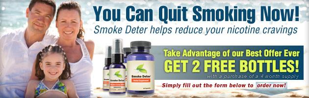 Smoke Deter Stop Smoking Treatment