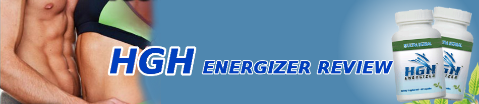 HGH Energizer Review – Does It Really Boosts HGH Production