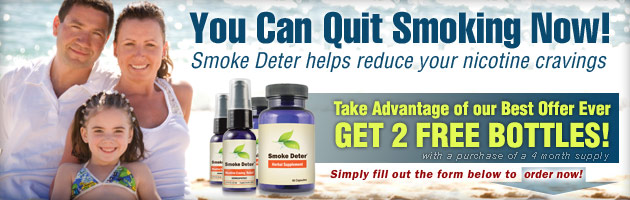 Smoke Deter Stop Smoking Treatment