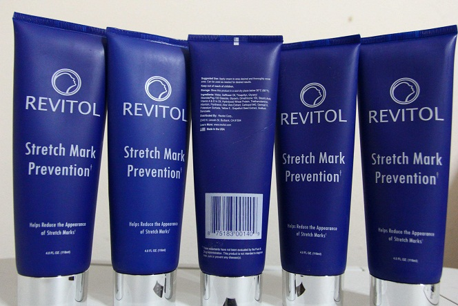revitol stretch mark cream ingredients