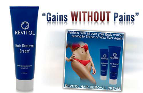 Honest Revitol Hair Removal Cream Review