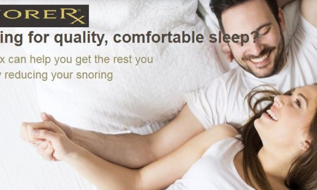 SnoreRx Review – Is It The Best Anti Snoring Mouthpiece