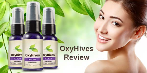 OxyHives Review – The Best Homeopathic Treatment For Hives